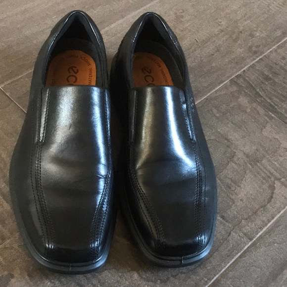 Ecco Other - Men's Ecco Leather Dress Shoes Size 40